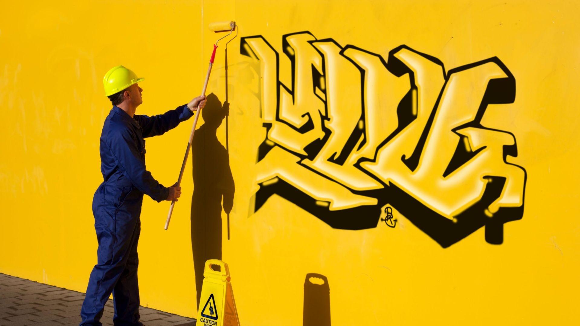Eliminación de graffitis en Torrejón de Ardoz