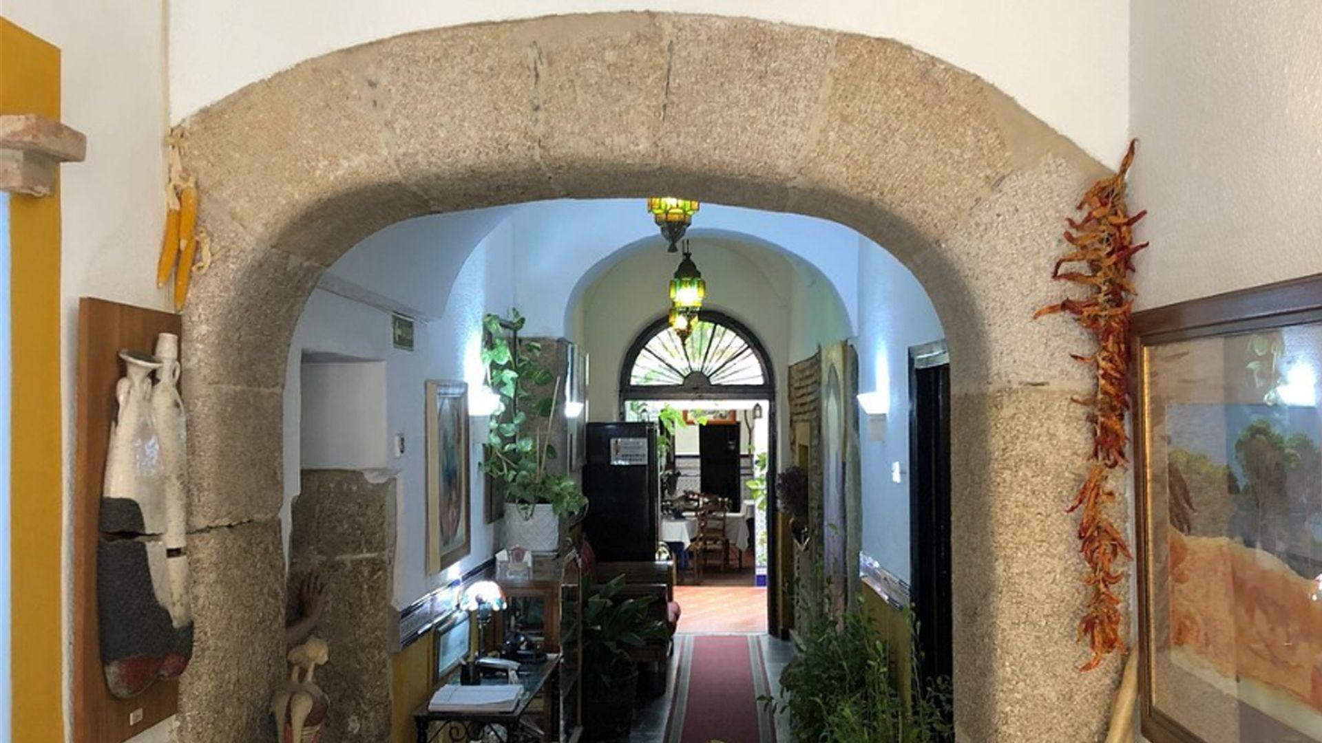 Restaurante con cocina extremeña en Mérida