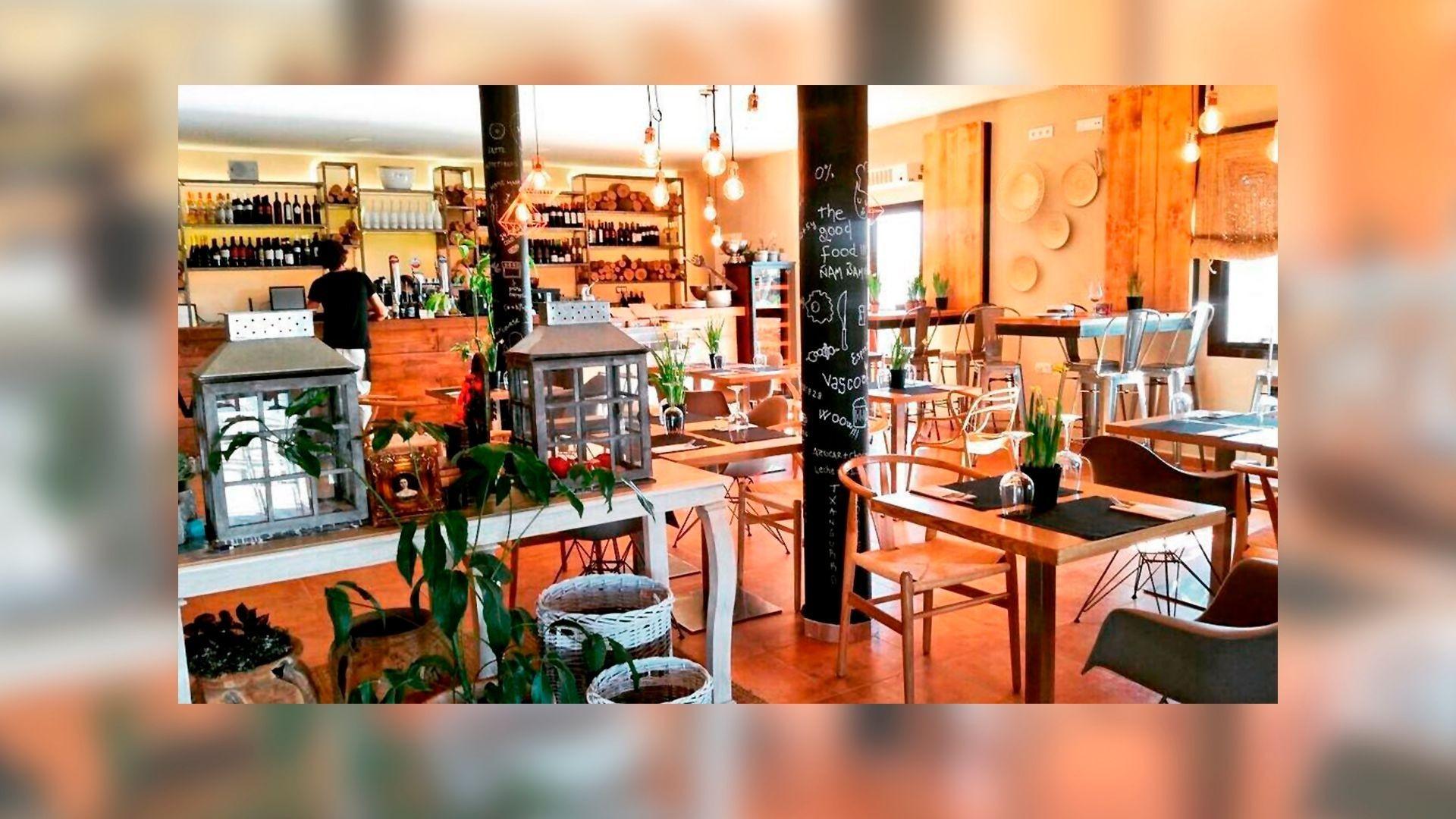 Restaurante vasco-gaditano en Conil