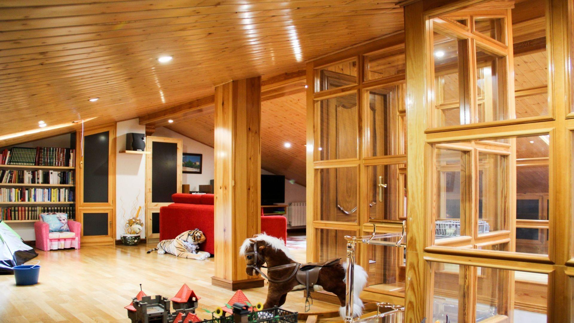 Carpintería de madera Avila