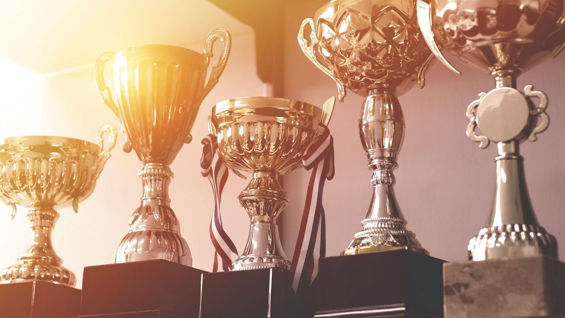 Venta de trofeos en Fuenlabrada