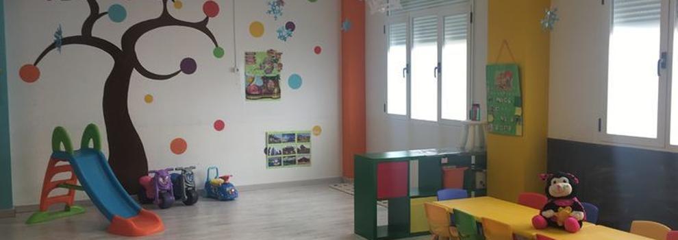 Ludoteca infantil en Tordesillas: Centro Infantil Carameluchis