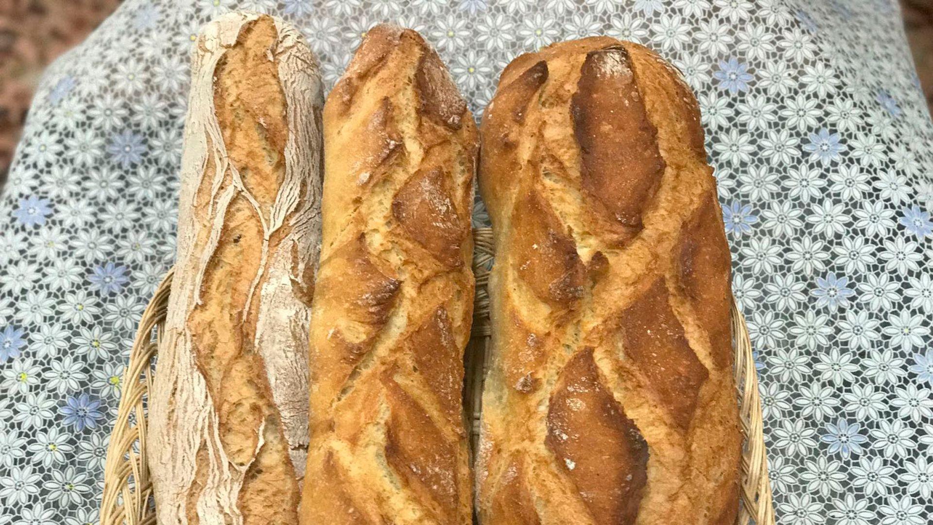 Horno de pan en Onil
