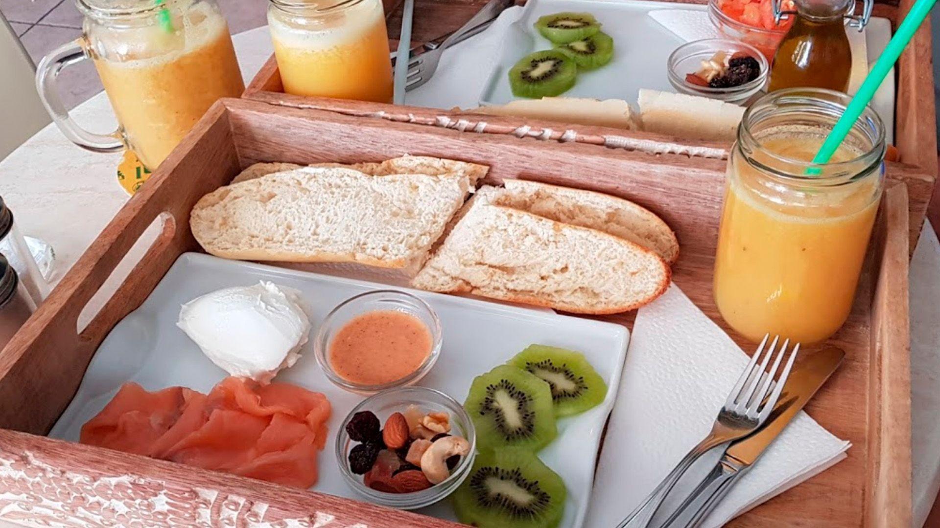 Desayunos caseros en Teguise