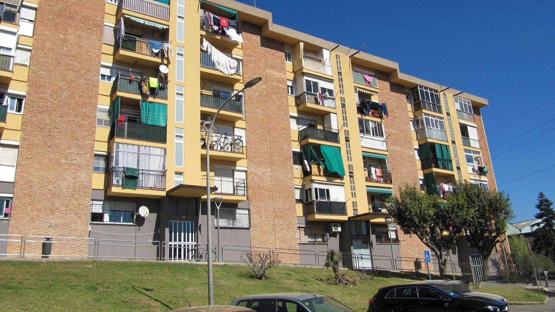 Rehabilitación de fachadas en Mollet del Vallès