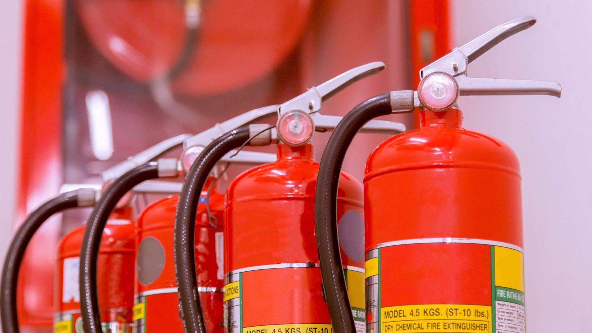 Empresa de extintores en Gipuzkoa