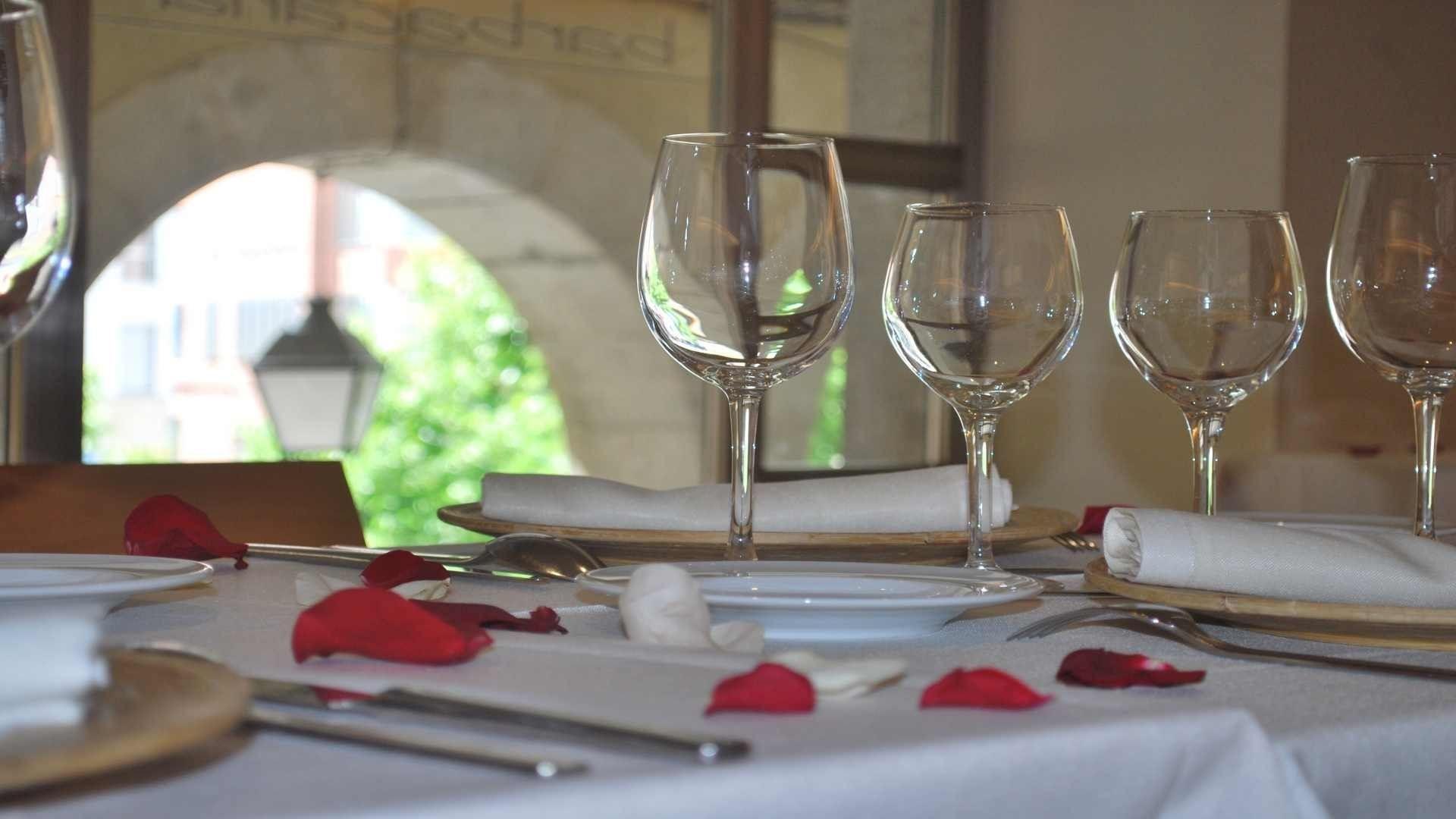 Restaurante para celebraciones en Ávila
