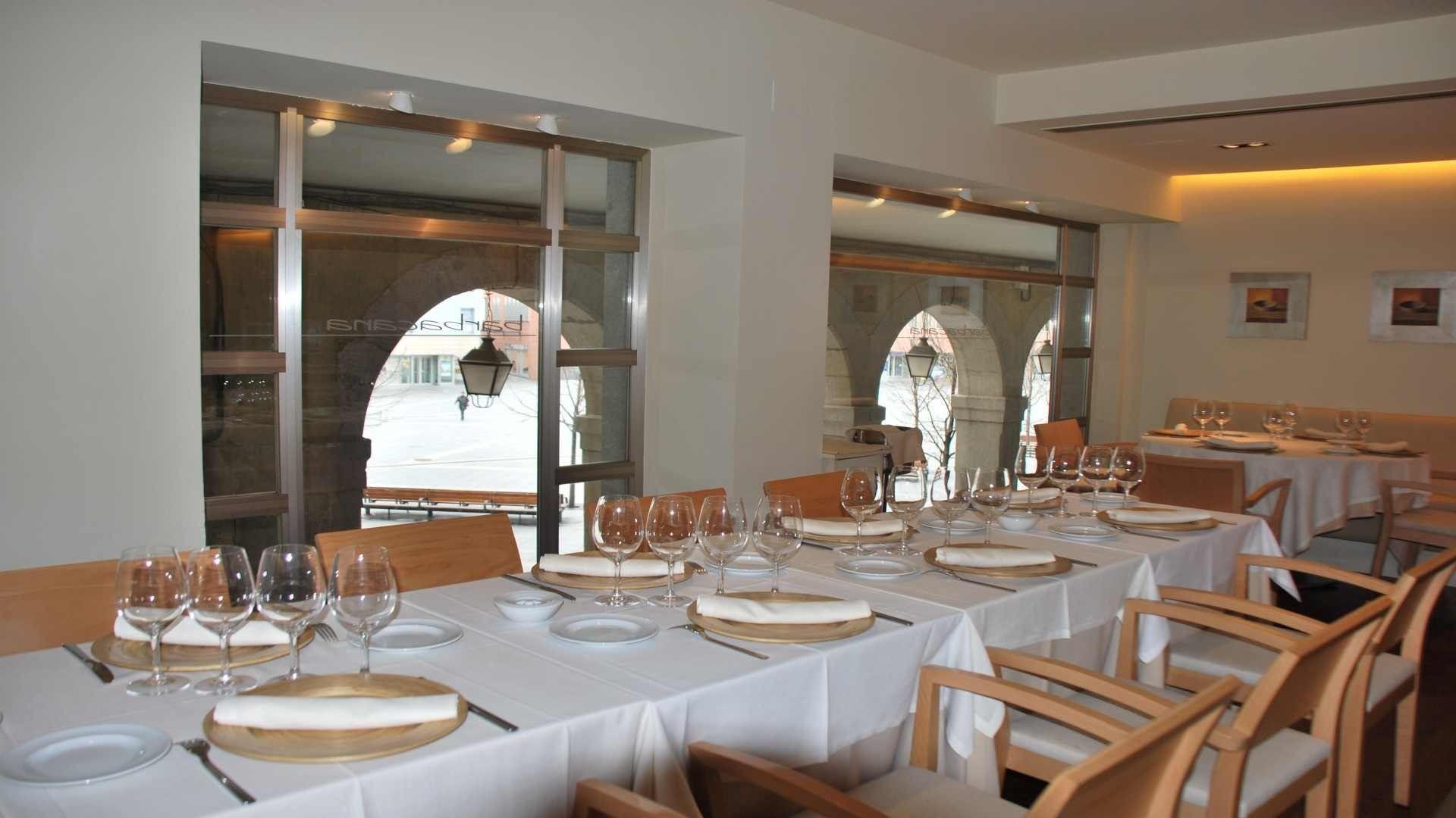 Restaurante en Ávila