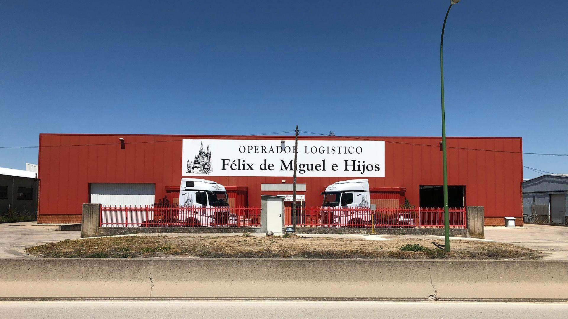 Transportes y logística en Burgos