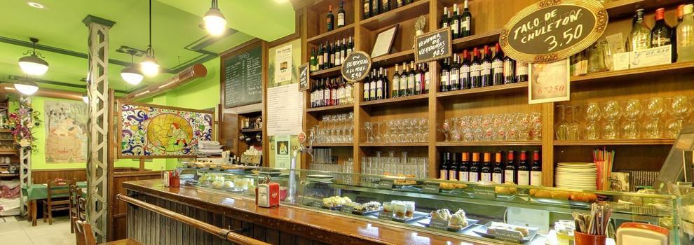 Comida para llevar en Zaragoza / Bar de tapas Zaragoza