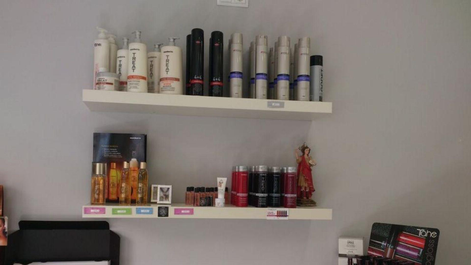 productos de peluquer