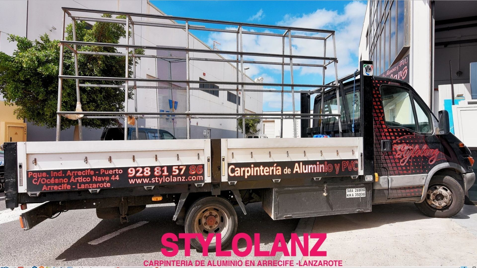 Carpintería de Aluminio Lanzarote