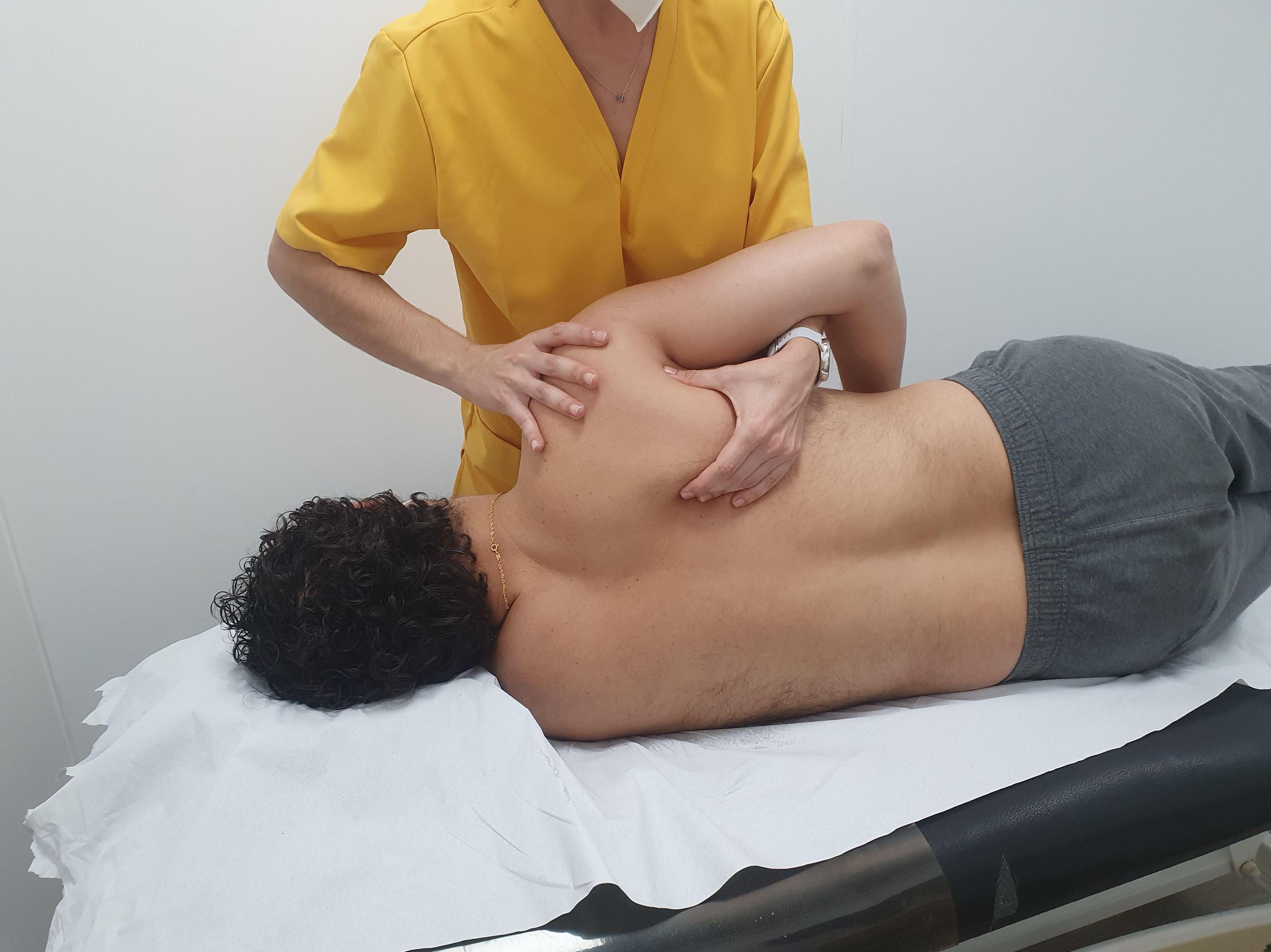 Foto 20 de Fisioterapia en El Ejido | Fisioterapia Alberto Collado