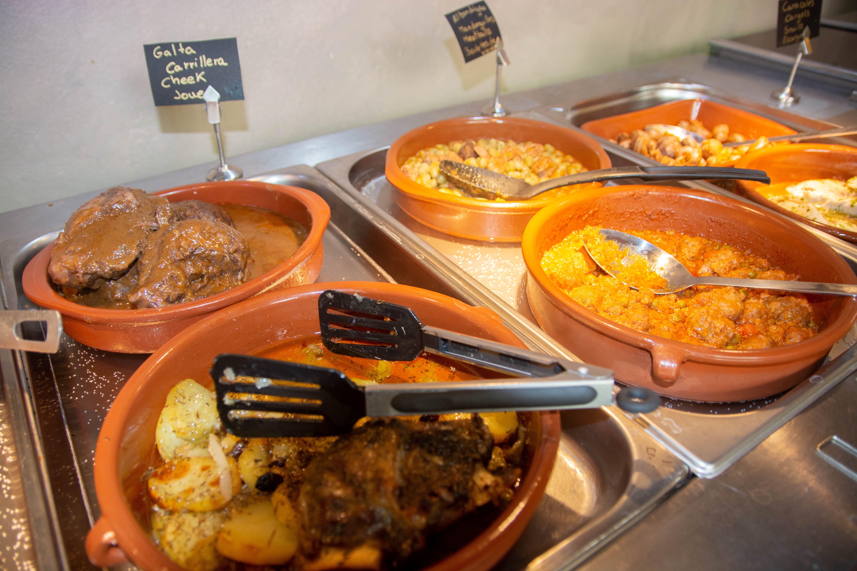 La mejor cocina local y mediterránea