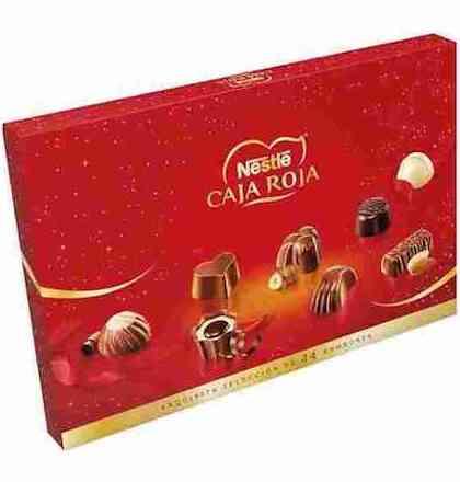 Caja Roja: Catálogo de Regalos de Floresdalia.com