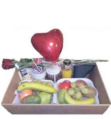 Desayuno con frutas : Catálogo de Regalos de Floresdalia.com