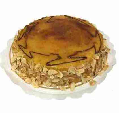 Tarta crema caramelizada: Catálogo de Regalos de Floresdalia.com