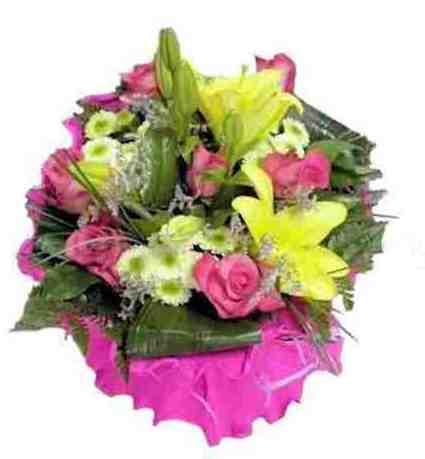 Ramo variado primavera : Catálogo de Regalos de Floresdalia.com
