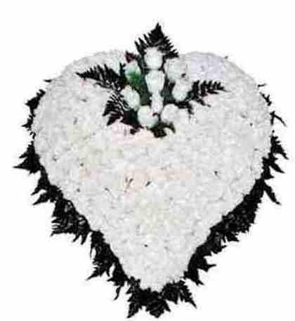 Corazón fúnebre: Catálogo de Regalos de Floresdalia.com
