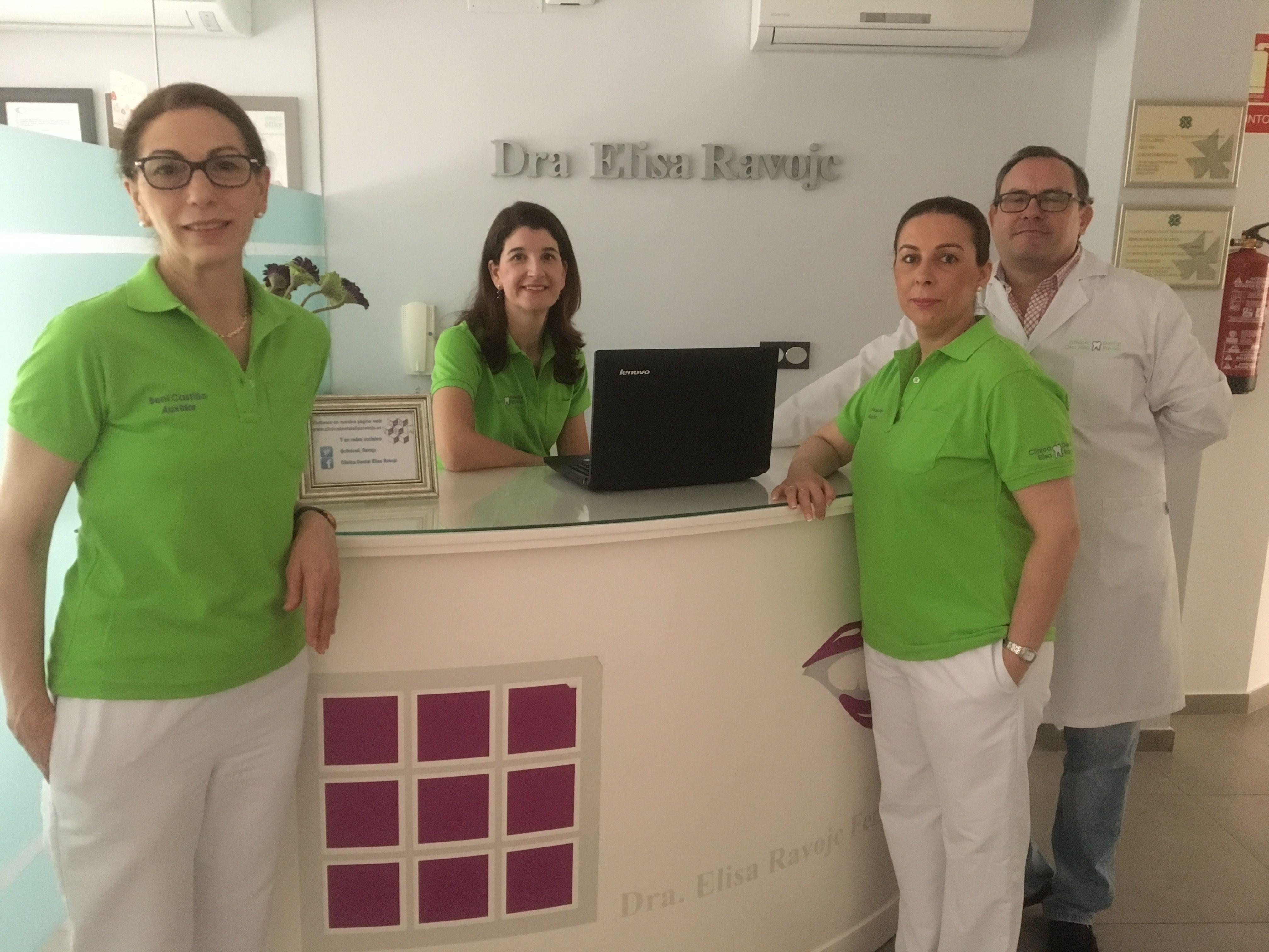 Foto 1 de Clínicas dentales en Andújar | Clinica Dental Elisa Ravojc
