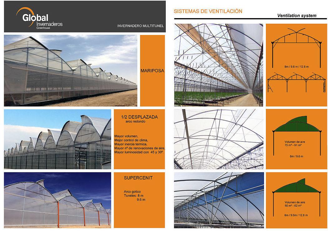 Foto 4 de Fabricación y creación de proyectos integrales para la agricultura protegida en Murcia | Global Invernaderos Greenhouse