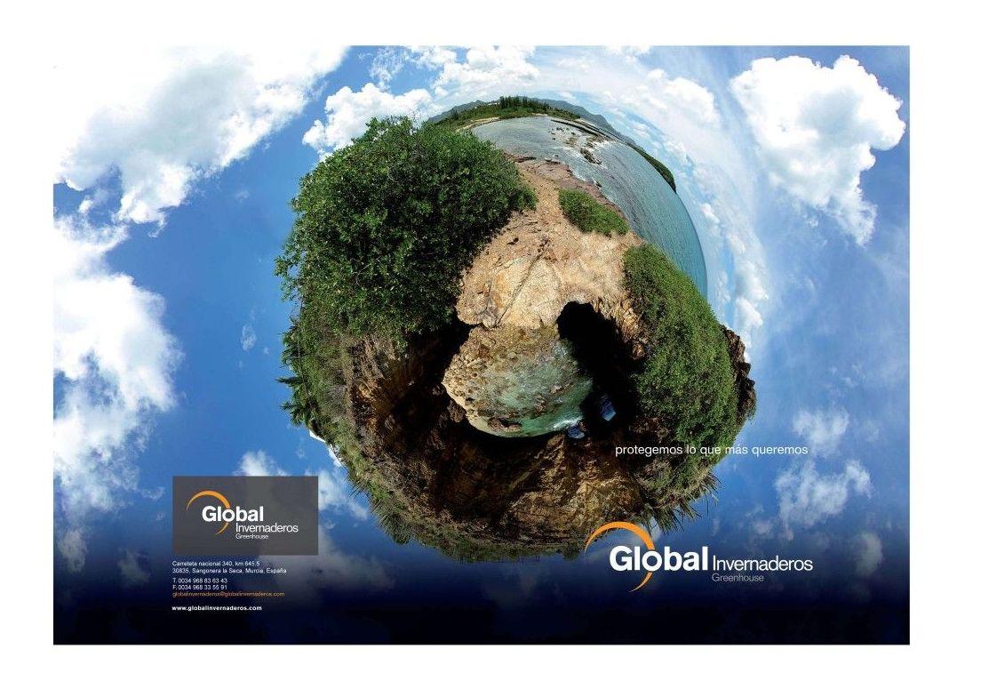 Foto 1 de Fabricación y creación de proyectos integrales para la agricultura protegida en Murcia | Global Invernaderos Greenhouse