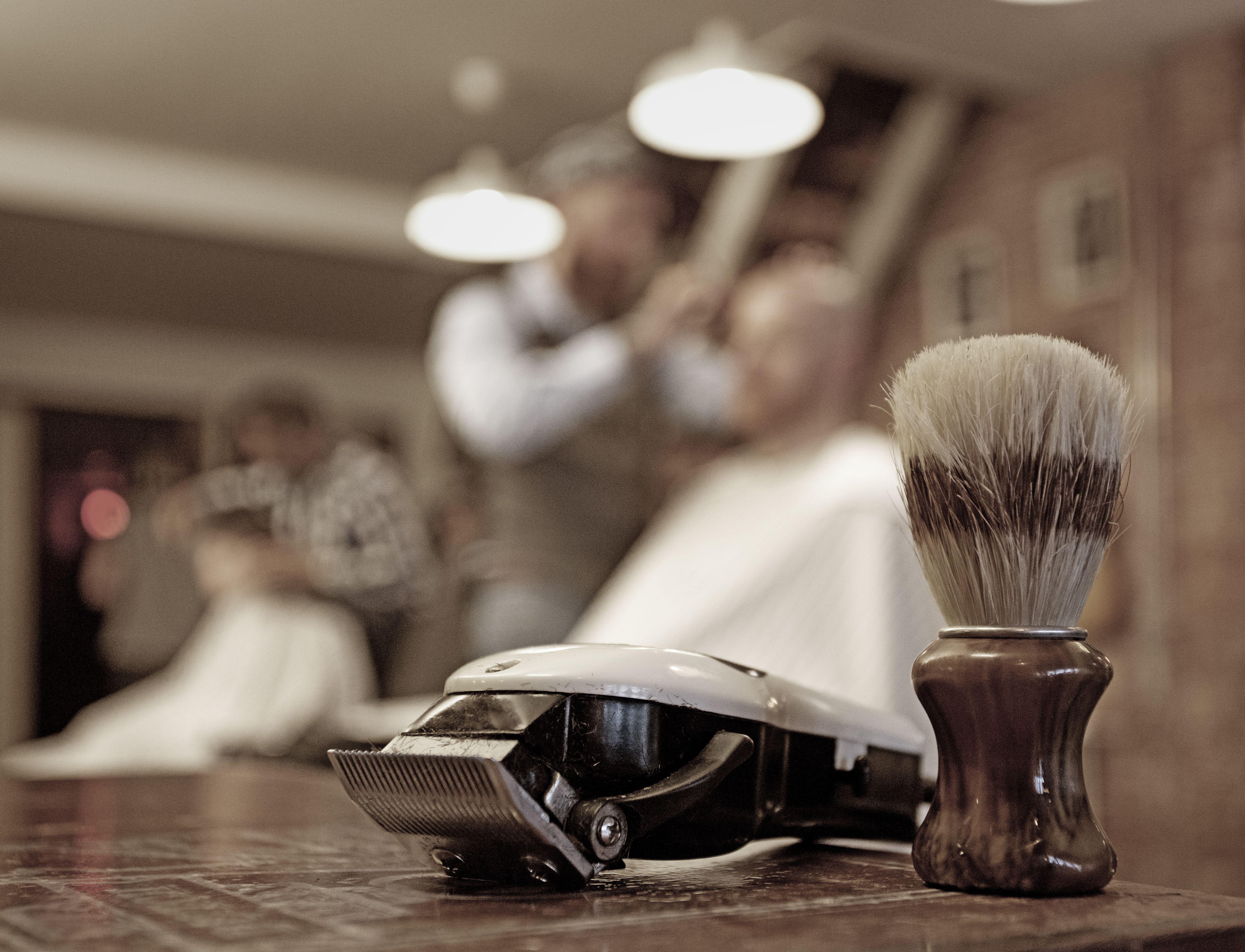 Peluquería barbería en Malasaña
