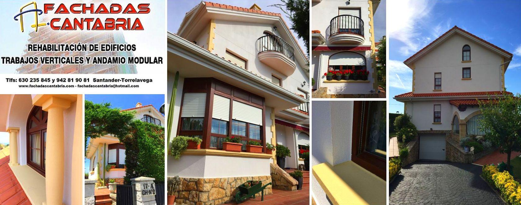 Aislamiento de corcho para fachadas en Santander.