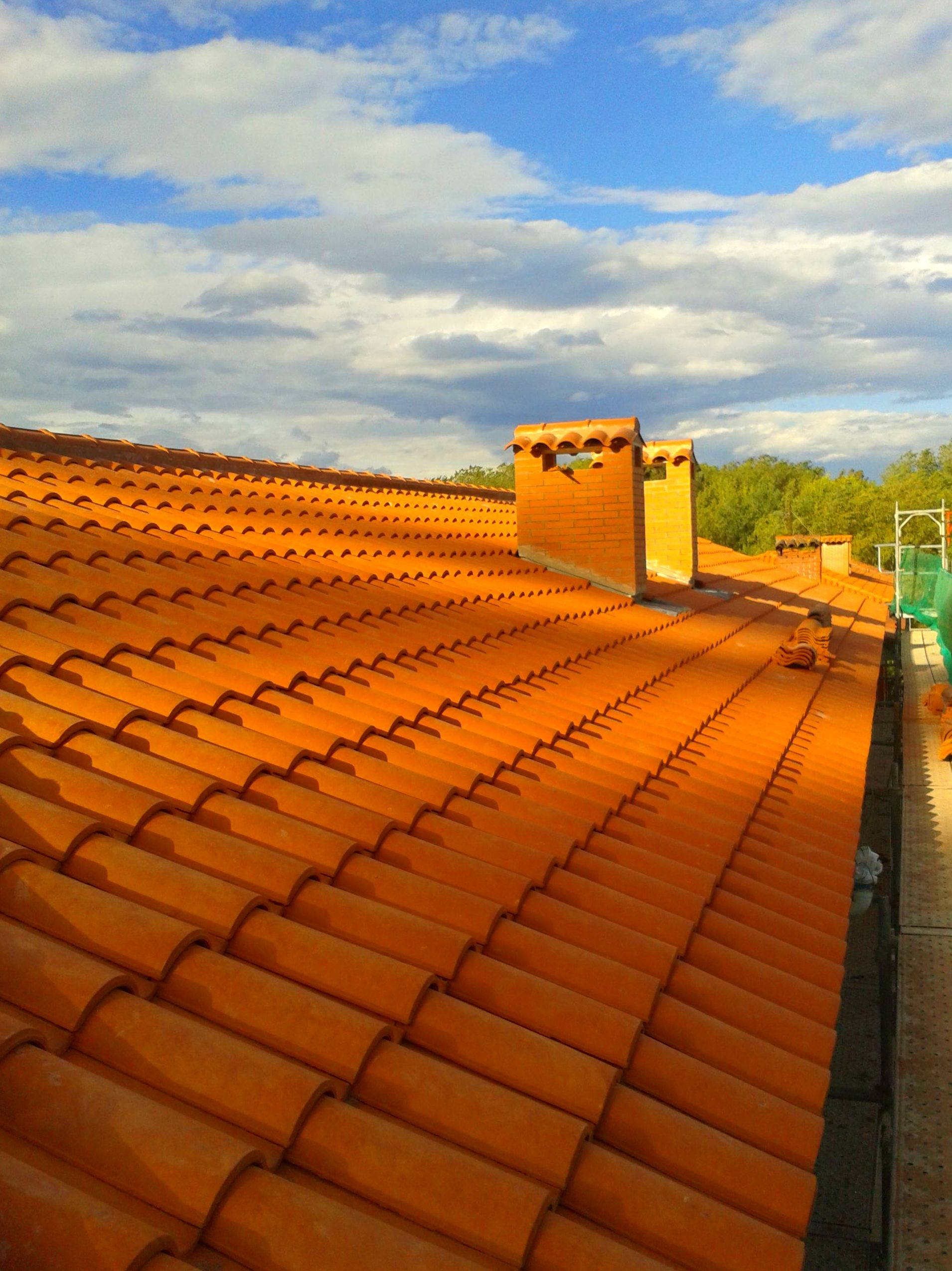 Reparación de tejados Torrelavega-Santander.