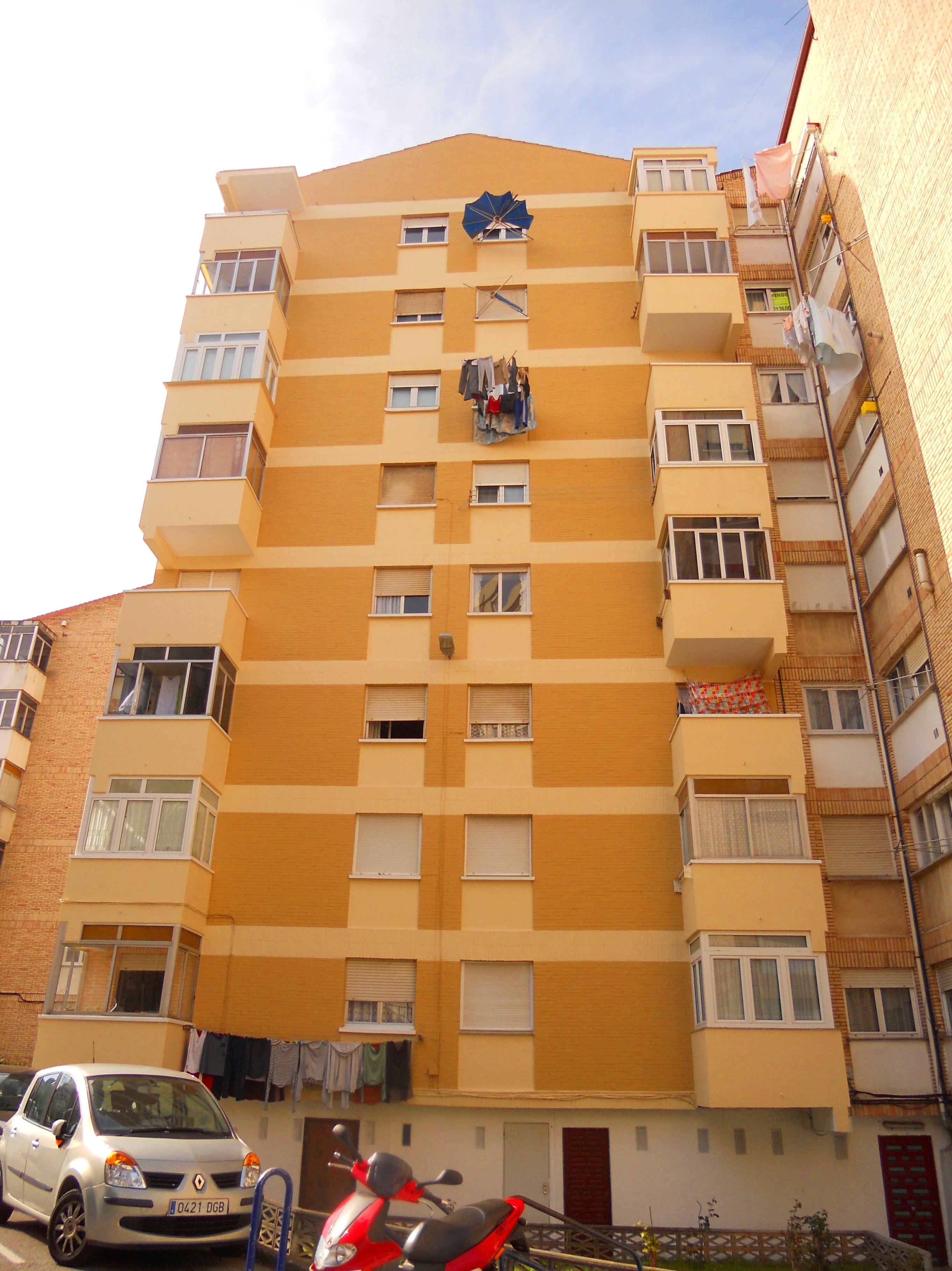 Impermeabilización de fachada Santander
