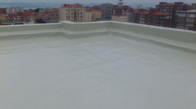 Expertos en impermeabilización de cubiertas en Santander