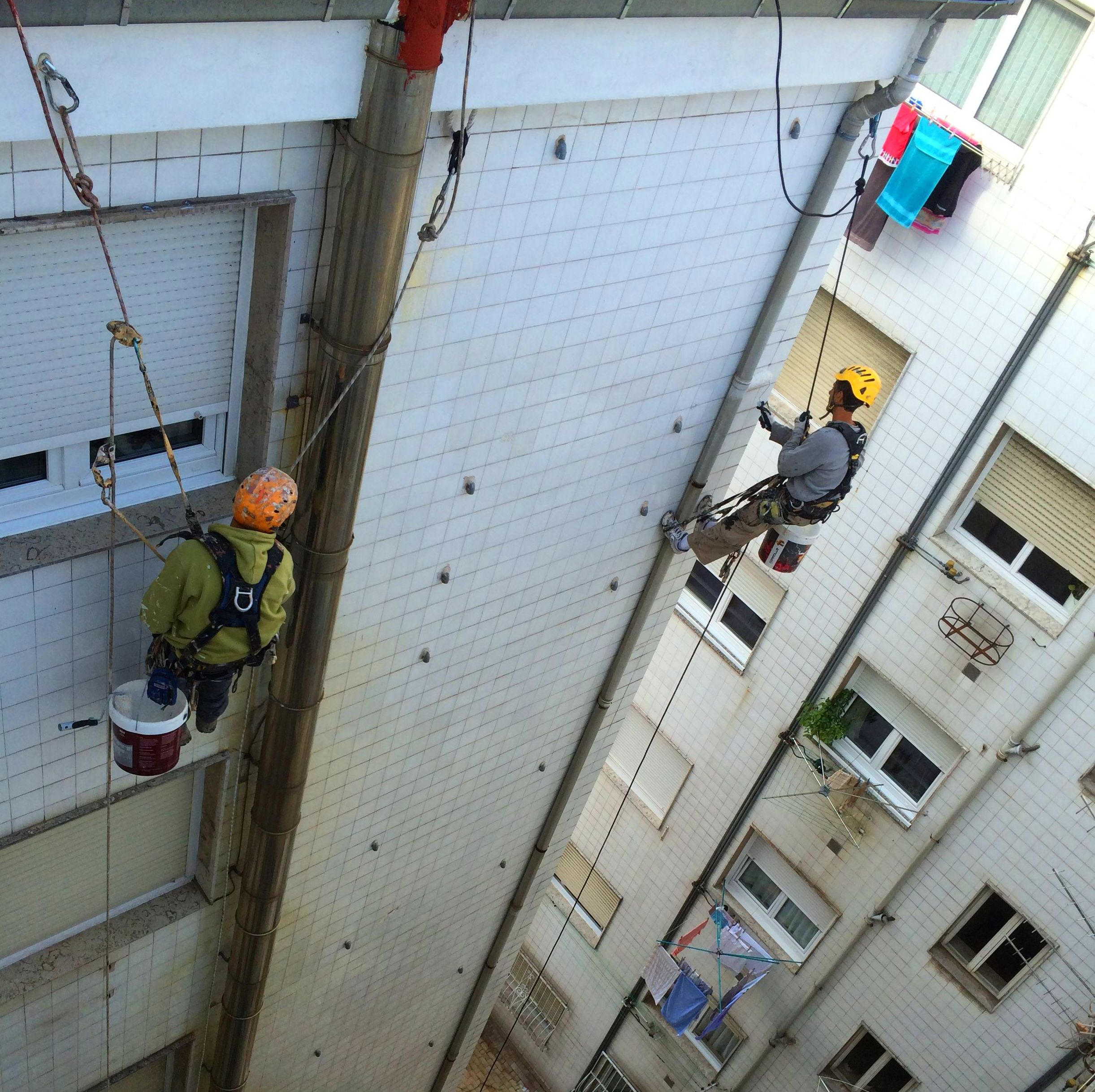 Empresa de rehabilitación y mantenimiento de edificios en Santander-Torrelavega.