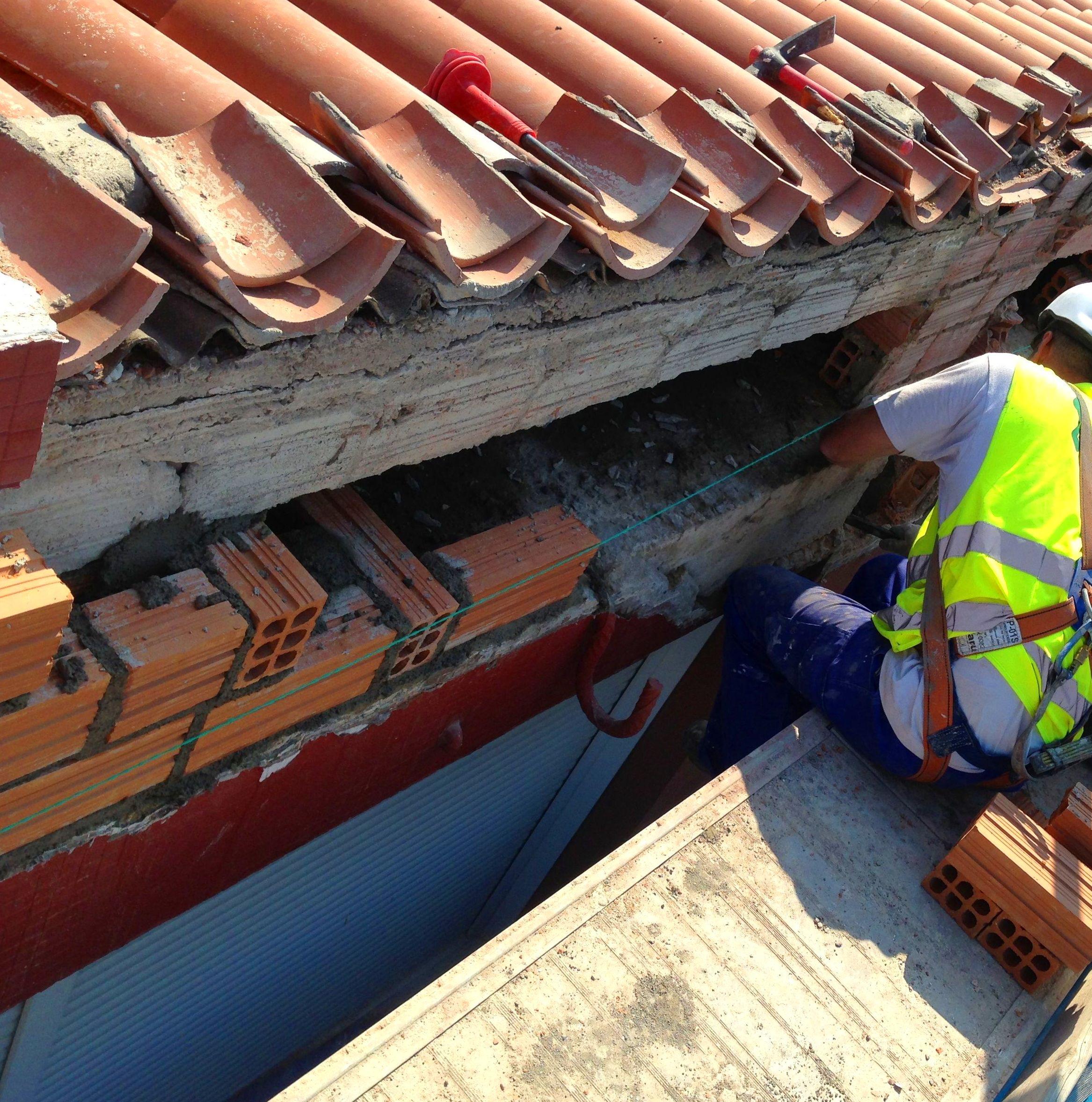 Reparaciones estructurales de edificios en Cantabria