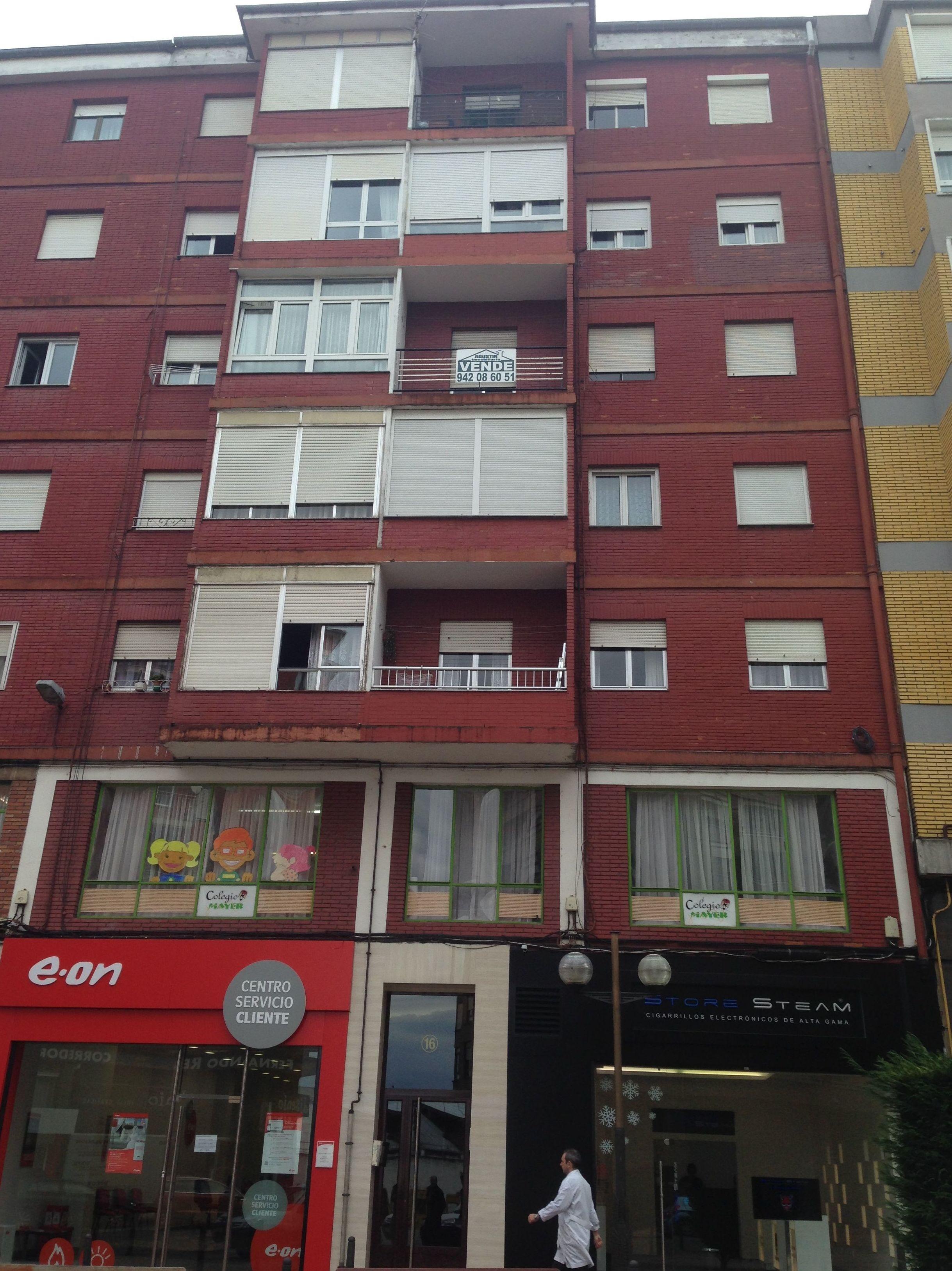 Empresa para rehabilitación de fachadas en Torrelavega