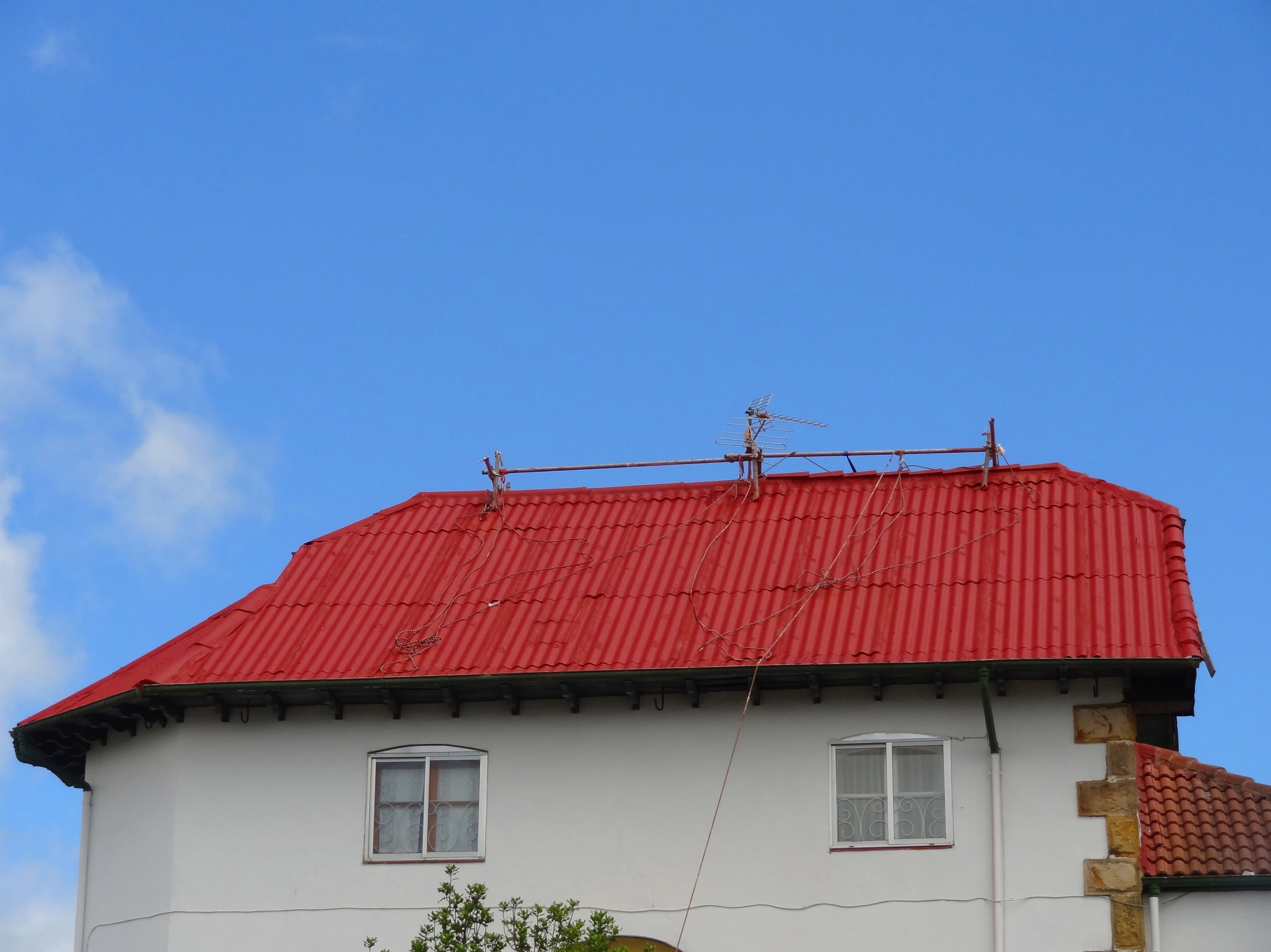 Reparación de tejado con bajo coste