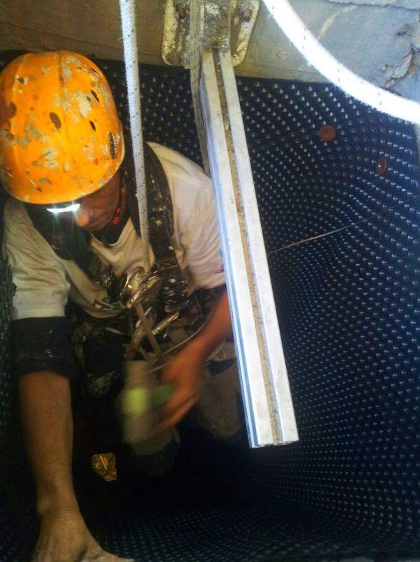 Trabajos en espacios confinados o reducidos trabajos verticales Cantabria