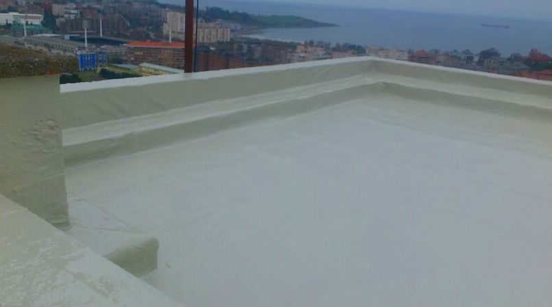 Pavimentos contínuos de terrazas, azoteas, balcones, impermeabilizaciones Cantabria.