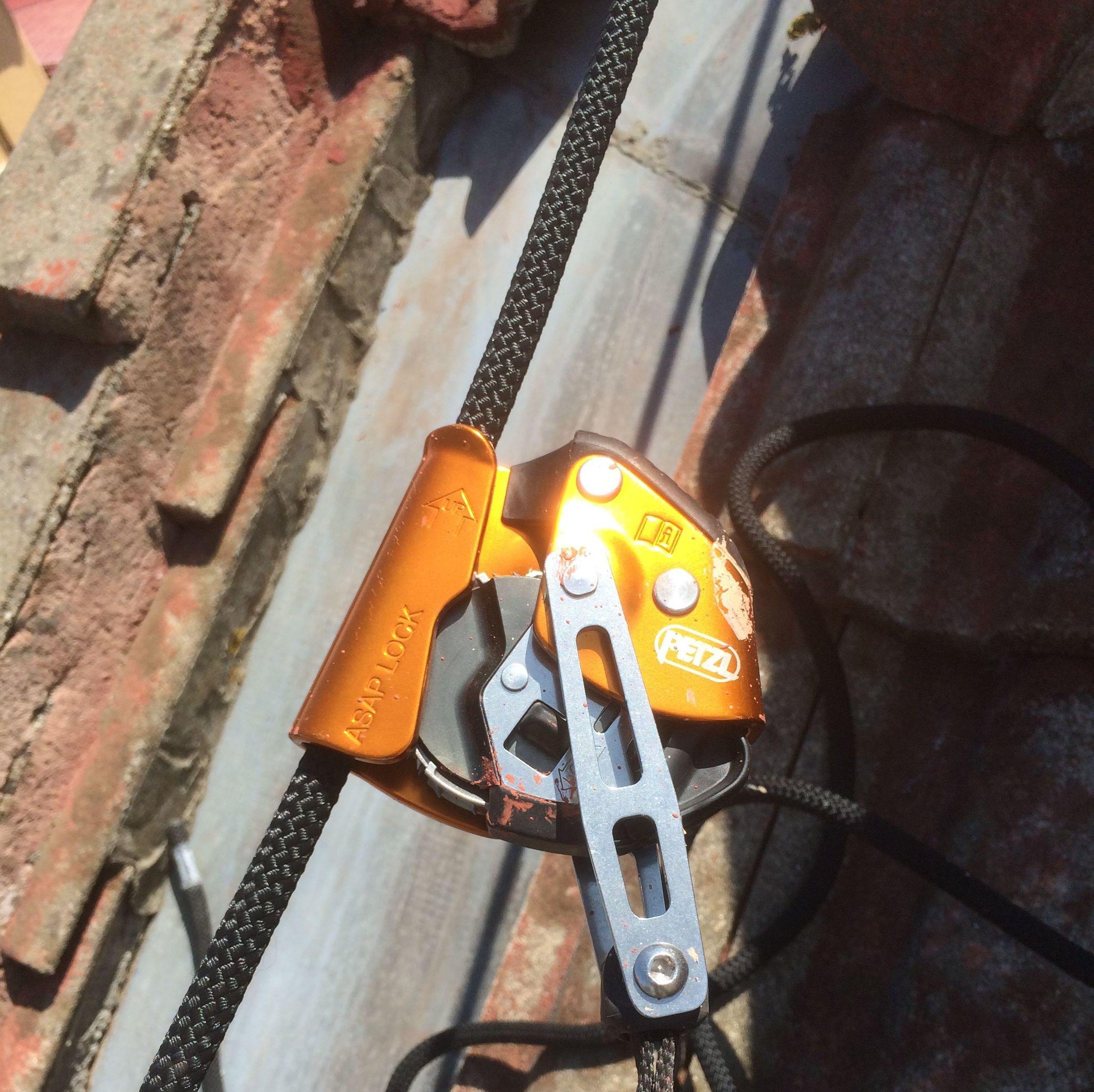 Dispositivos homologados para trabajos verticales
