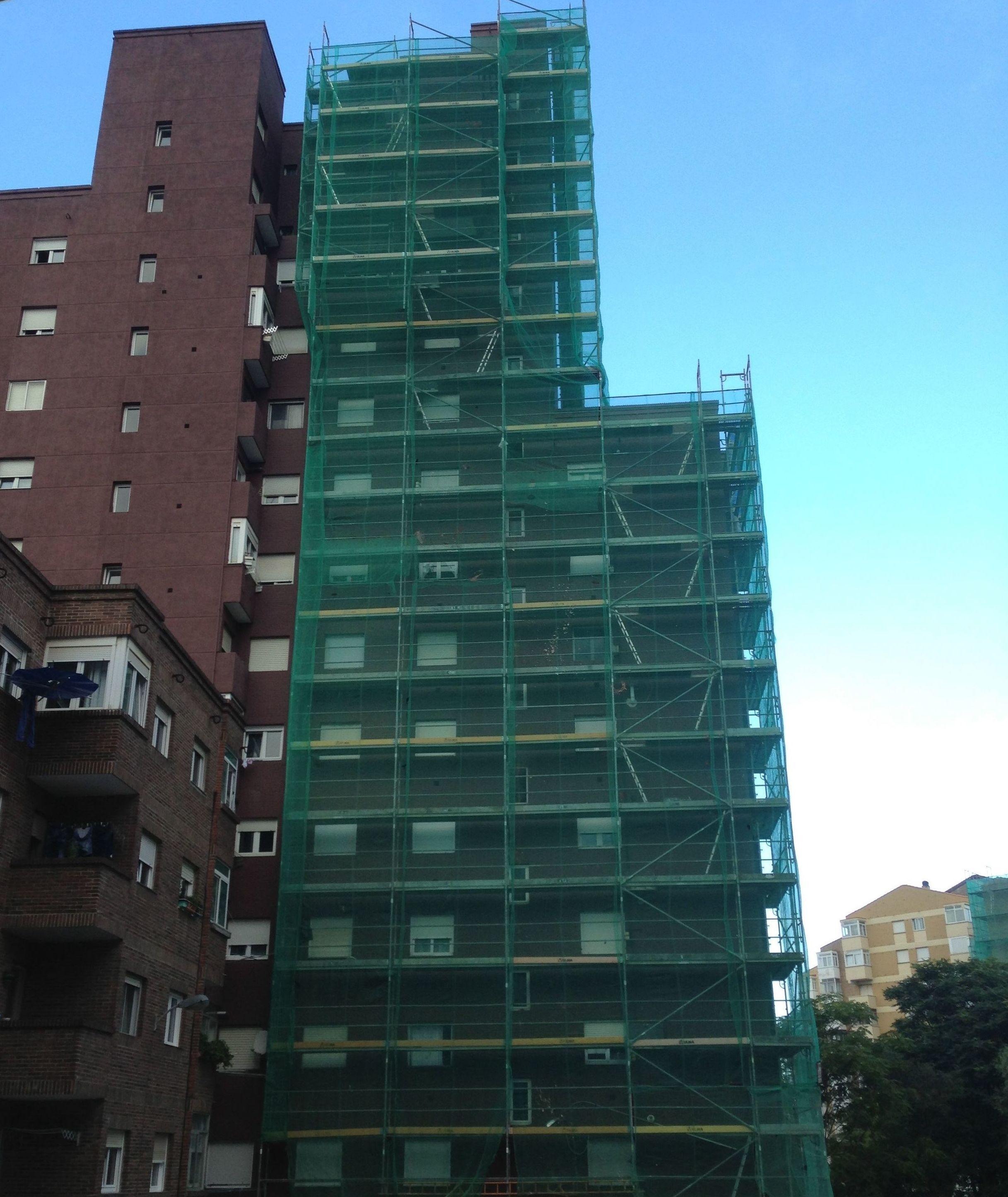 Empresa de rehabilitaciones de fachadas en Cantabria
