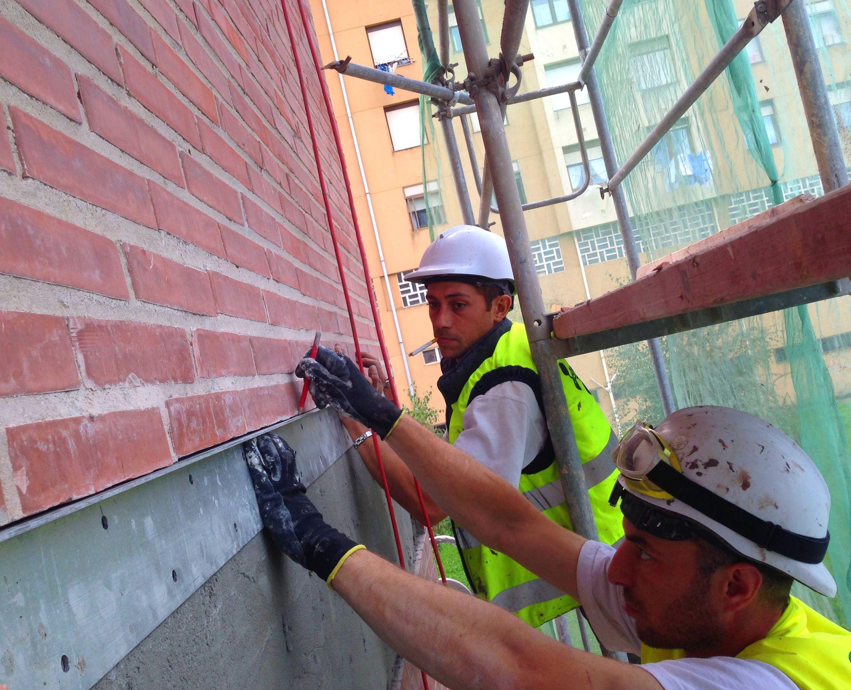 Reparaciones estructurales en Santander