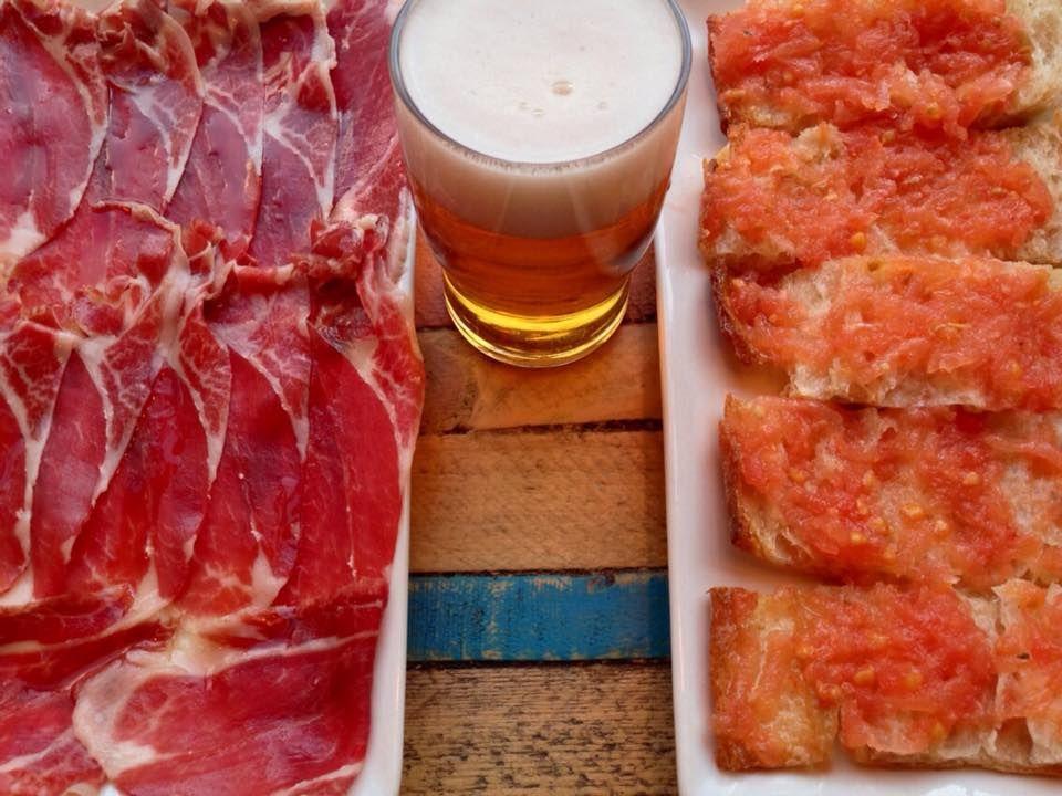 Foto 2 de Cocina mediterránea en Barcelona | Rita Blue