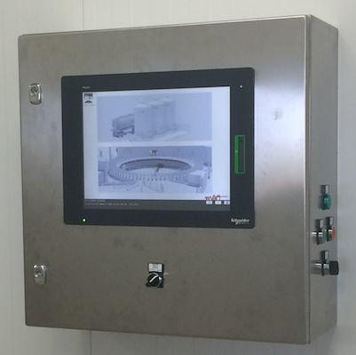 Diseño de cuadros de control en Málaga