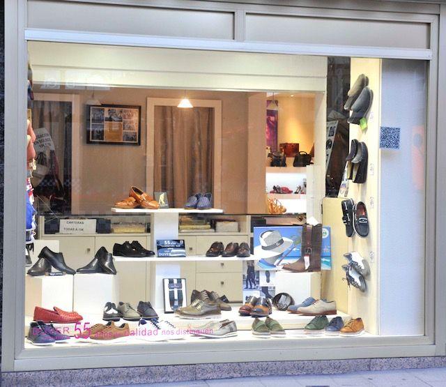 Zapatos en Elda