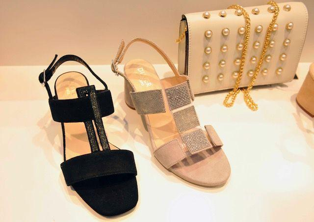 Zapatos de señora en Elda