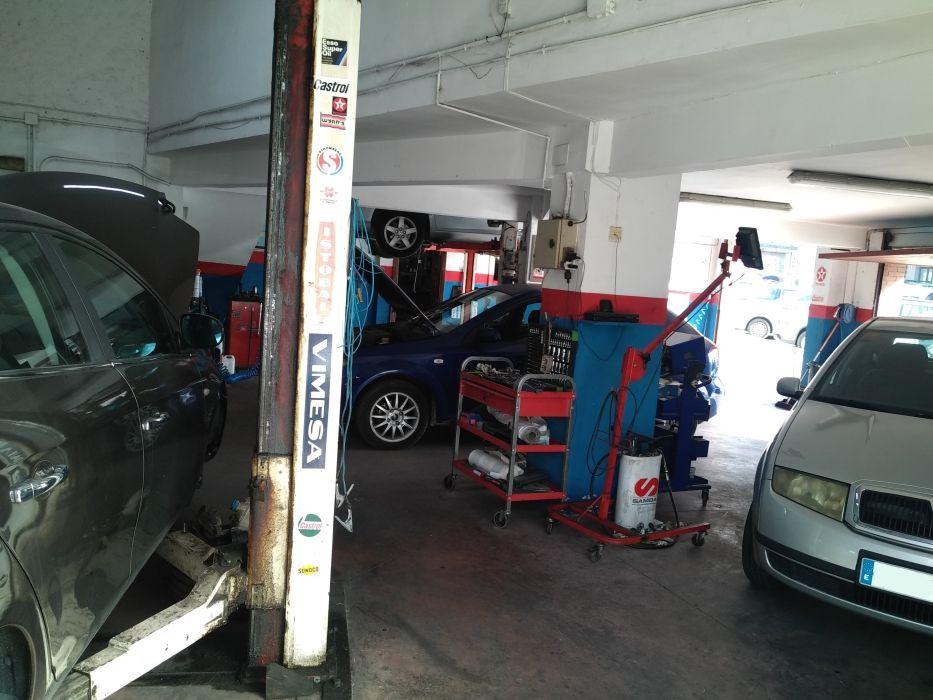 Cambio de ruedas en Fuenlabrada