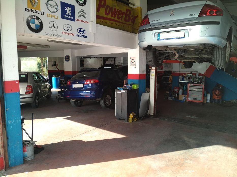 Servicios de mecánica rápida en Fuenlabrada