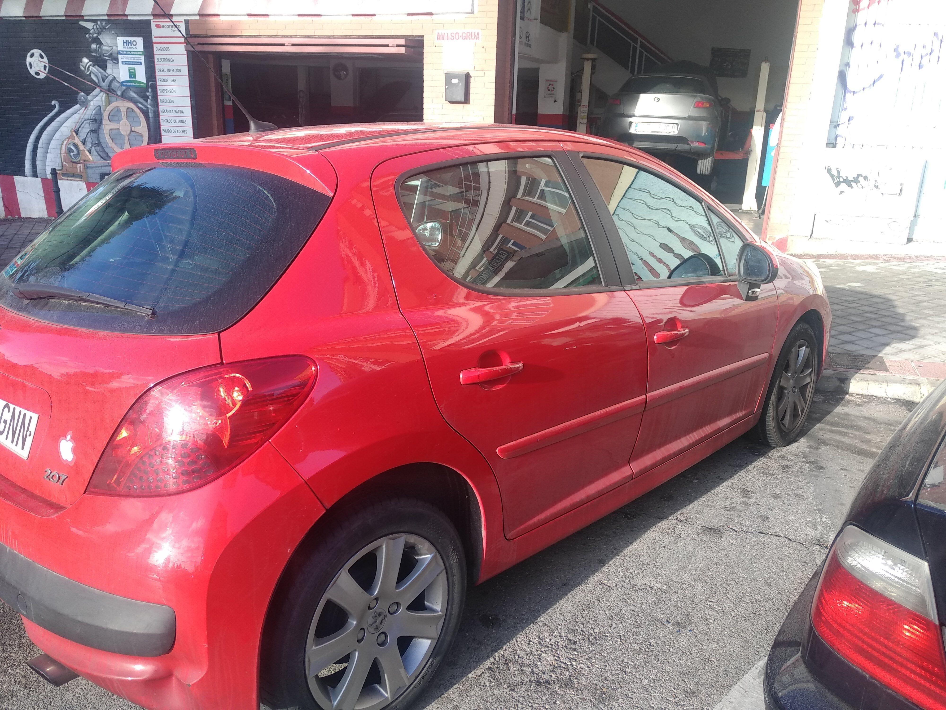 Foto 18 de Taller de automóvil en  | Talleres Mateos 2000 S.L.