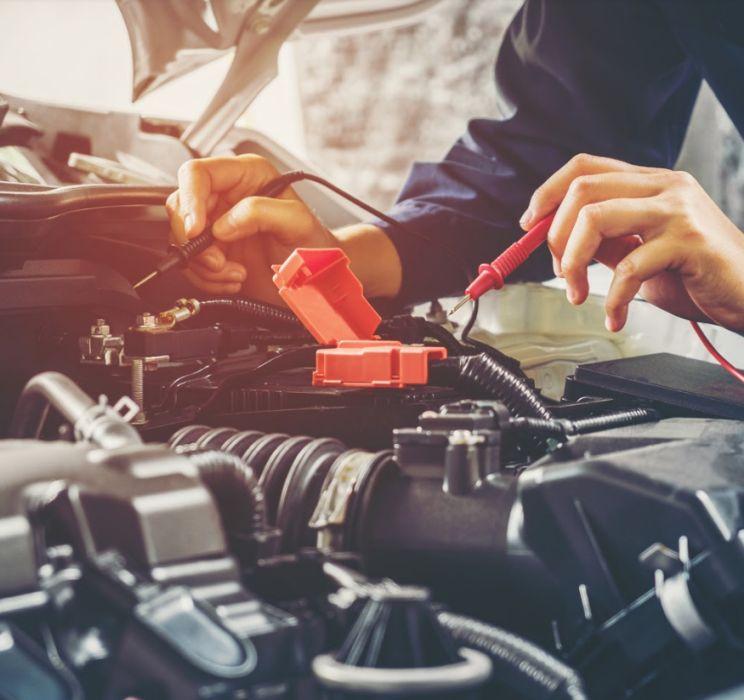 Reparación y mantenimiento de vehículos en Fuenlabrada