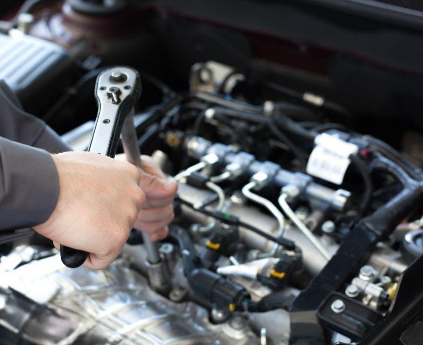 Mecánica del automóvil en Fuenlabrada