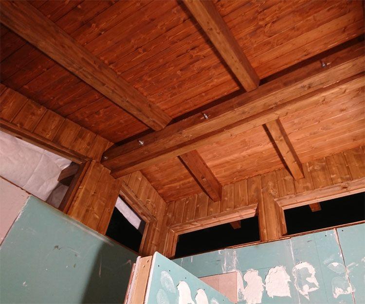 Cubiertas de madera para casa en Lleida